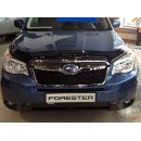 Дефлектор капота  SUBARU FORESTER SSUFOR1312