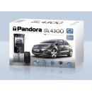 Автосигнализация с автозапуском Pandora DXL 4300