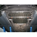 Стальная защита картера Alfeco AUDI A6 30.30