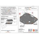 Стальная защита картера Alfeco FAW BESTURN B50 13.04