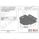 Стальная защита картера Alfeco AUDI A6 30.14