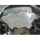 Стальная защита картера Alfeco BMW X6 34.08