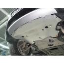 Стальная защита картера Alfeco BMW X5 34.10