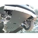 Стальная защита картера Alfeco BMW X1 34.12