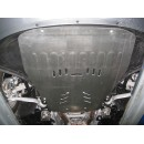 Стальная защита картера Alfeco AUDI A6 30.03