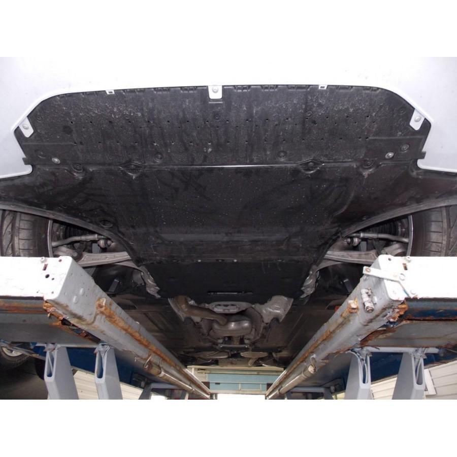 Стальная защита картера Alfeco AUDI A4 (2013-2015) 30.37