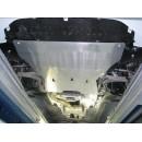 Стальная защита картера Alfeco AUDI A4 (2008-2011) 30.02