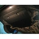 Стальная защита картера Alfeco AUDI A4 (2004-2007) 30.34