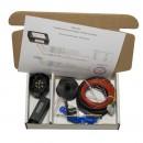 Блок согласования для подключения электрики к фаркопу
