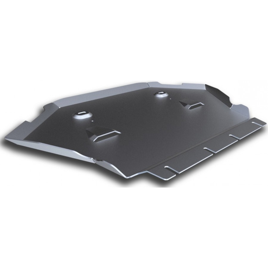 Алюминиевая защита картера АвтоБроня MERCEDES-BENZ S-CLASS 333.3912.1