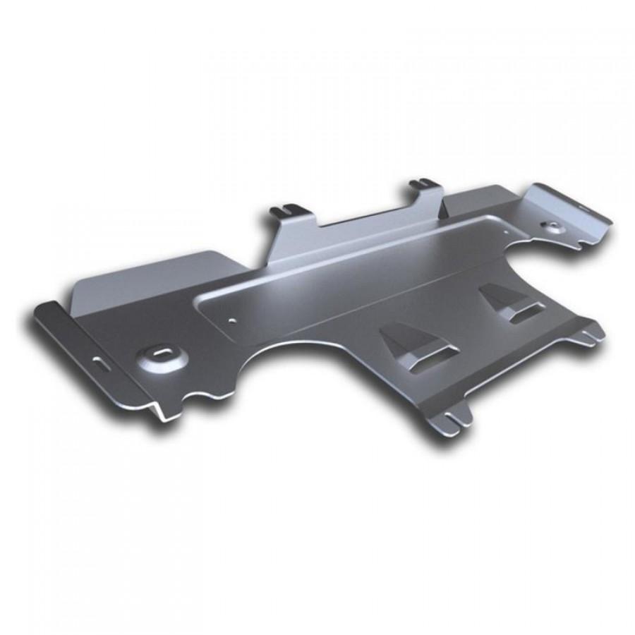 Алюминиевая защита картера АвтоБроня MERCEDES-BENZ GL-CLASS 333.3925.1