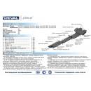 Алюминиевая защита картера АвтоБроня NISSAN PATROL  333.4124.2