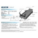 Алюминиевая защита картера АвтоБроня MAZDA CX5 333.3821.1