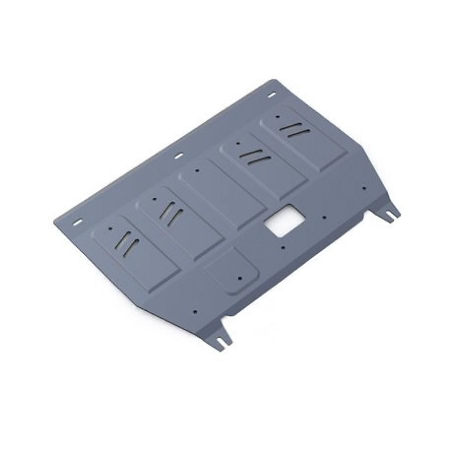 Алюминиевая защита картера АвтоБроня Hyundai Elantra 333.2351.1