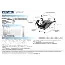Алюминиевая защита картера АвтоБроня KIA SPORTAGE 333.2829.1