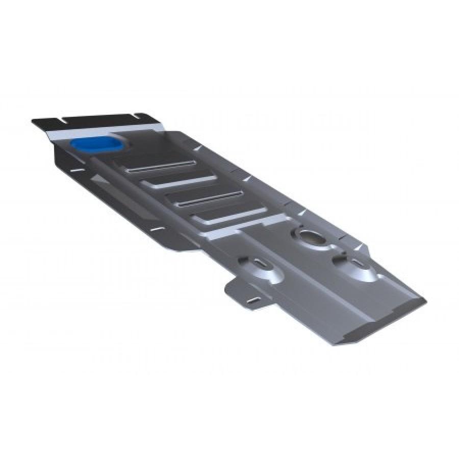 Алюминиевая защита картера АвтоБроня BMW  X3 333.0507.2